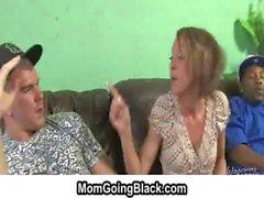 momgoingblack - Hot MILF riding black dick 27