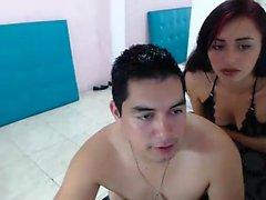 amateur cul étudiant trio webcam