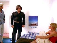 vintage francês de vídeos hd iniciação 1980