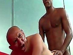 большой черный член гей гей межрасовый секс