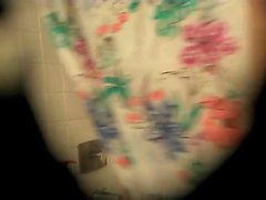 amateur asiatique poilu cames cachées douche