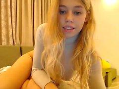 amateur blond culotte