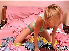 amateur bébé masturbation solo étudiant