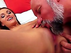 Horny daughter hard squirt