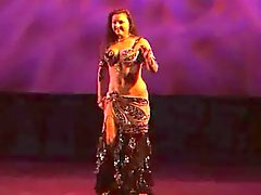 Alla Kushnir sexy belly Dance part 33