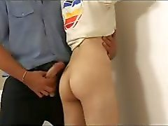 Naughty Boy Arrested And Fucked By Raunchy Police