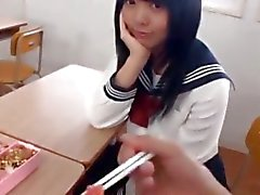 Deep penetration for schoolgirl