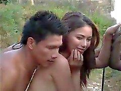 aziatisch grote borsten beroemdheden
