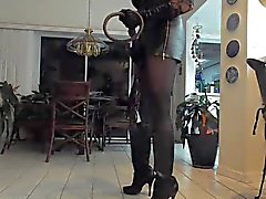 Leather Whipping