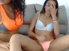 webcams lesbiennes espagnol