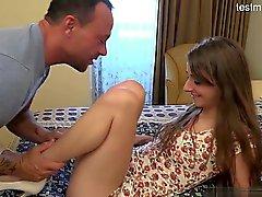 amateur pipe sperme sur le cul fétichisme des pieds lécher