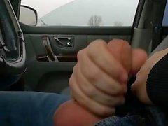 amateur blinkt wall video im freien politur