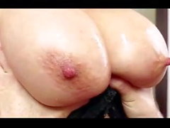 Asian Mother Tit Fuck