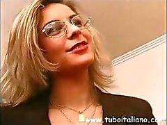 amador italiano nylon loira