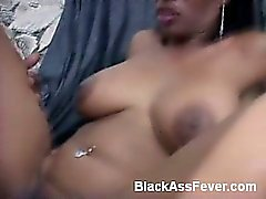 Bambi Brown has a perfect black ass that we can't help but