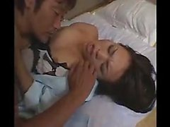 Bodacious Oriental wife getting sexually fulfilled by her h