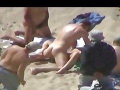 amador praia nudez em público