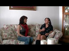 Wild hippy stepmom visits stepdaughter - Watch More Vidz Like This At fxvidz
