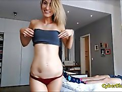 paar oralsex blondine blowjob