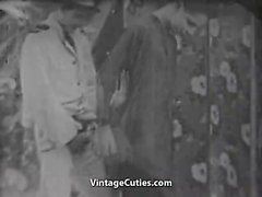 Asian Girls Doing Naughty Things (1920s Vintage)