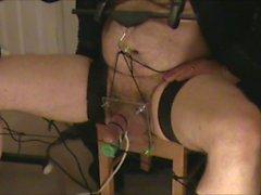 садо-мазо дрочить для взрослых -игрушки нескольких - эякуляция петуха с пытками