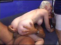 mature anal éjaculation