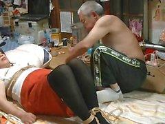Jyosoukofujiko and bondage teacher 2