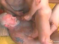 ретро старинные зрелые целовал папа анальный анальный секс собака хардкор втроем 3some группа секс кончил папа группа