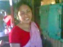 indiano menina nu