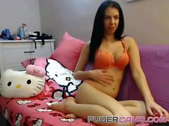 Cute teen only for webcam