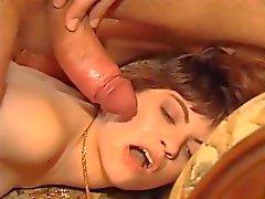 Hairy anal milf