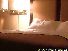 asiatisk kinesiska dolda kameror interracial massage