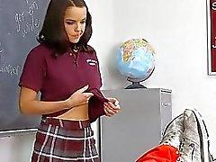 klassenzimmer ficken hardcore-sex unterwäsche