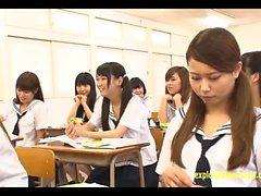 Jav Idol Schoolgirls Fucked By Masked