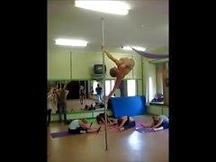 Pole-acrobat