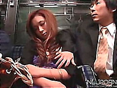 Dont Sleep On This Bus - Japanese Sex Video