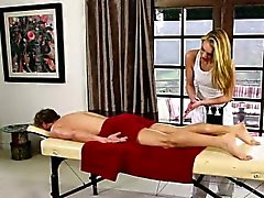 gentle babes on special massage bed