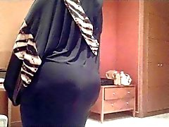 arabe bbw big butts cames cachées