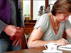 cumshots handjobs kaffe