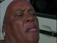 preto e ébano brasileiro grannies