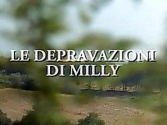 le depravazioni di Milly