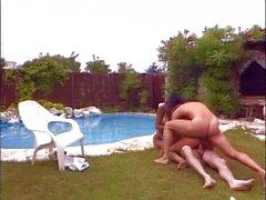 Teresa Orlowski - Pool Party