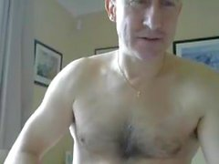 Lonely British Daddy Cam 02 no sound