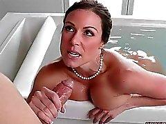 Kendra Lust and Giselle Mari threeway