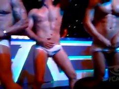 eşcinsel amatör latin kas striptiz