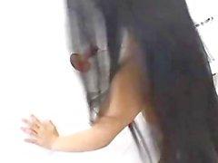 lucy thai fait à la maison coquin soufflage tâche thaï