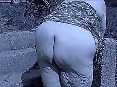 bbw grandi botti divertente nonne striptease
