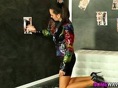 Glamour skank bukkaked