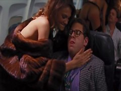 The Wolf Of Wall Street Air Plane Sex Scene