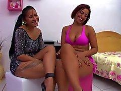 latino lésbicas softcore